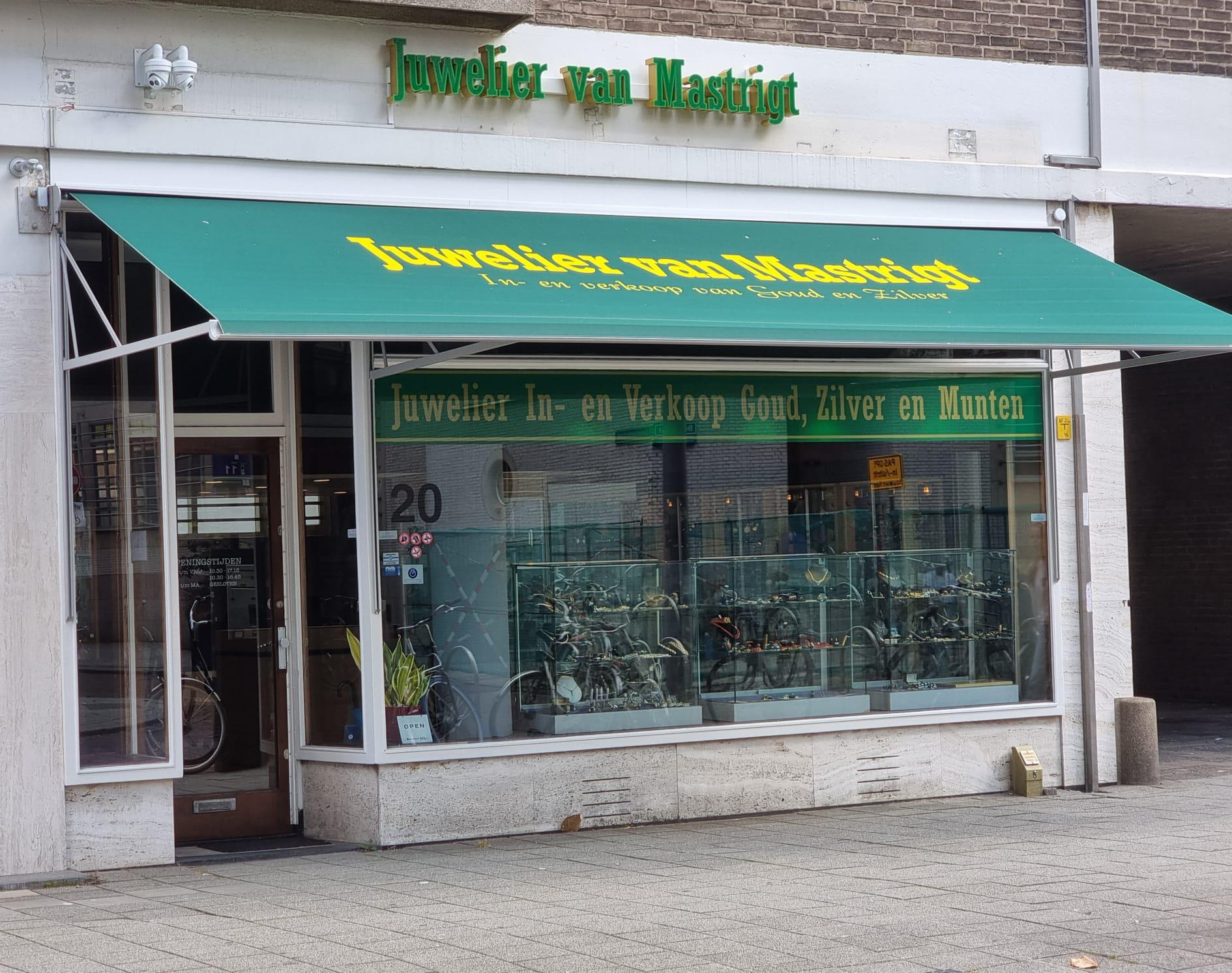 Winkel van FA. J. Van Mastrigt